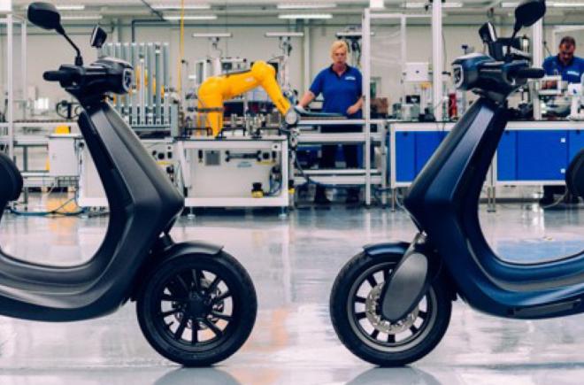 Etergo tekent partnerschap met Technologies Added om de eerste grootschalige elektrische motorfiets productielijn van Nederland op te zetten
